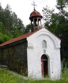 Crkva u Donja Lisina