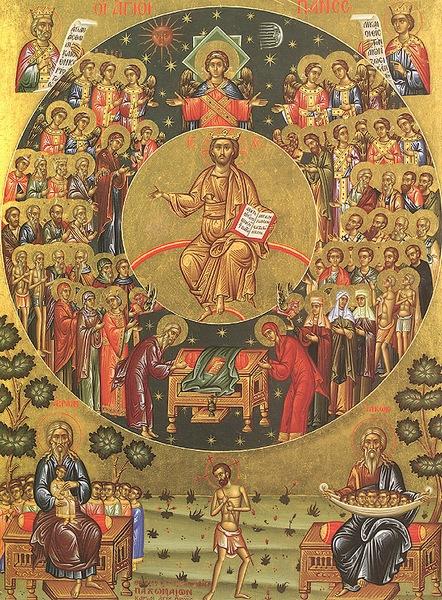 nedelja svih svetih